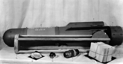 The T3 Leaflet bomb