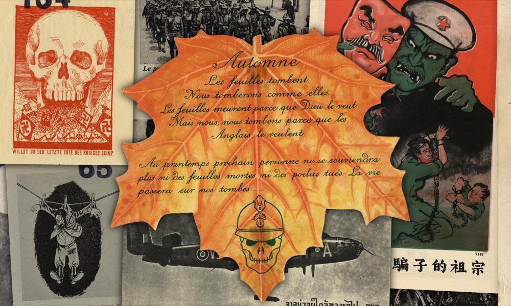 PsywWar Propaganda Leaflet Auction No 182