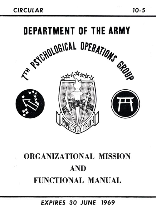 Seventh Psychological Operations Group