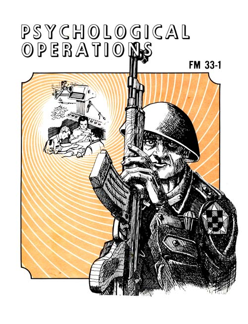 FM 33-1 Psychological Operations - 31 August 1979