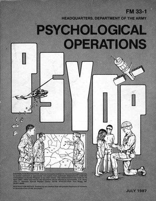 FM 33-1 Psychological Operations - July 1987