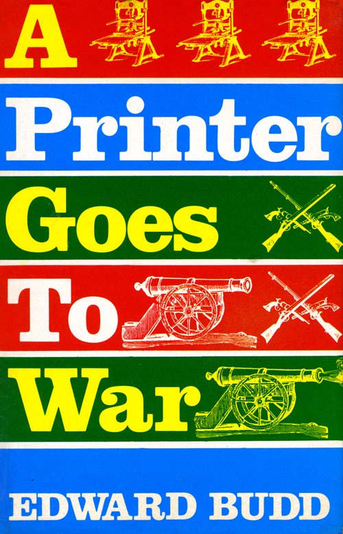 A Printer Goes To War