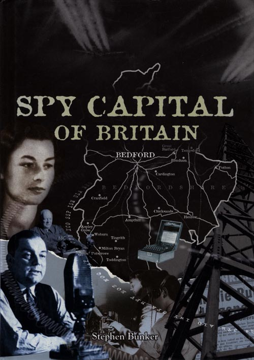 Spy Capital of Britain