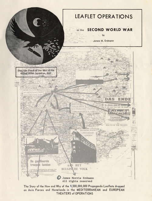 Leaflet Operations in the Second World War