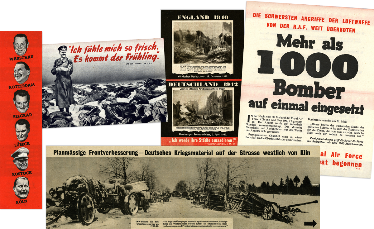 A Survey of Leaflet Propaganda, 1939-1945