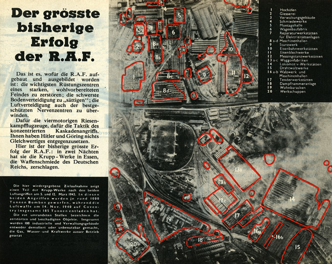 Air Raid Leaflet, 1