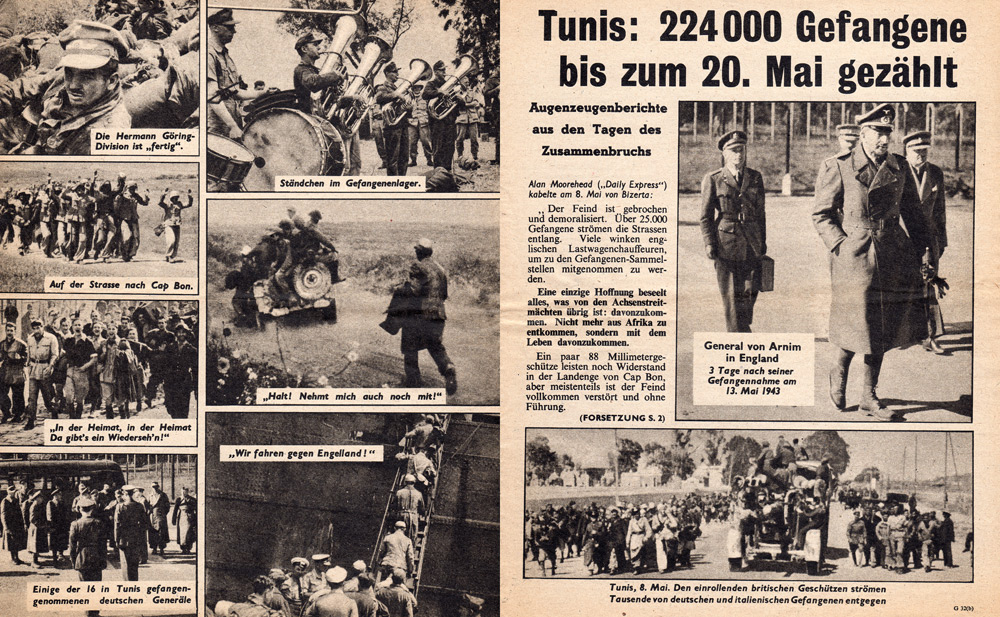 Random PSYOP leaflet - Tunisa: Over 224,000 Prisoners up to 20th May