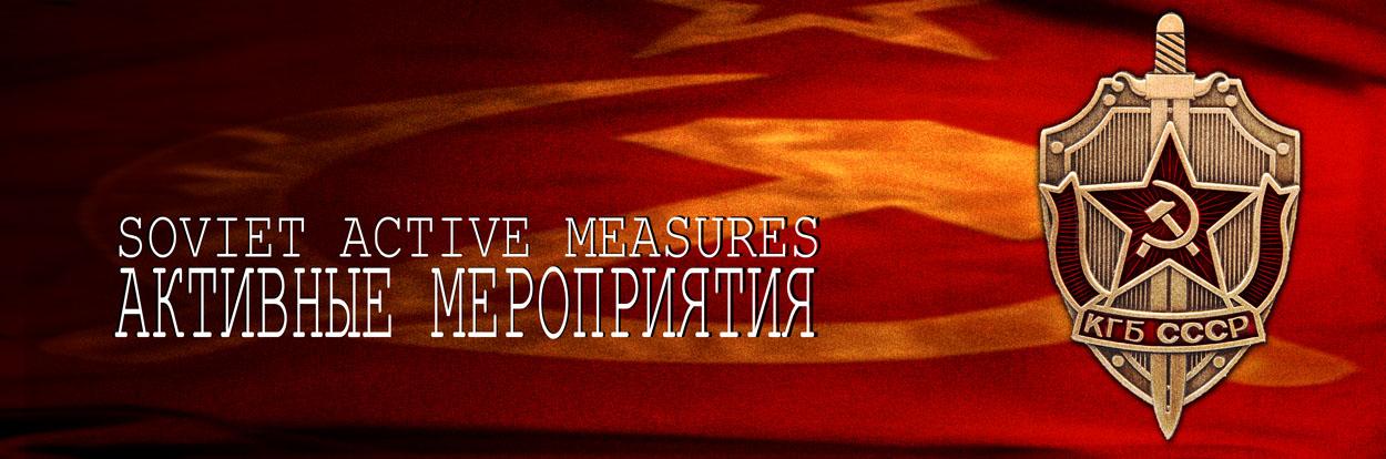Soviet Active Measures