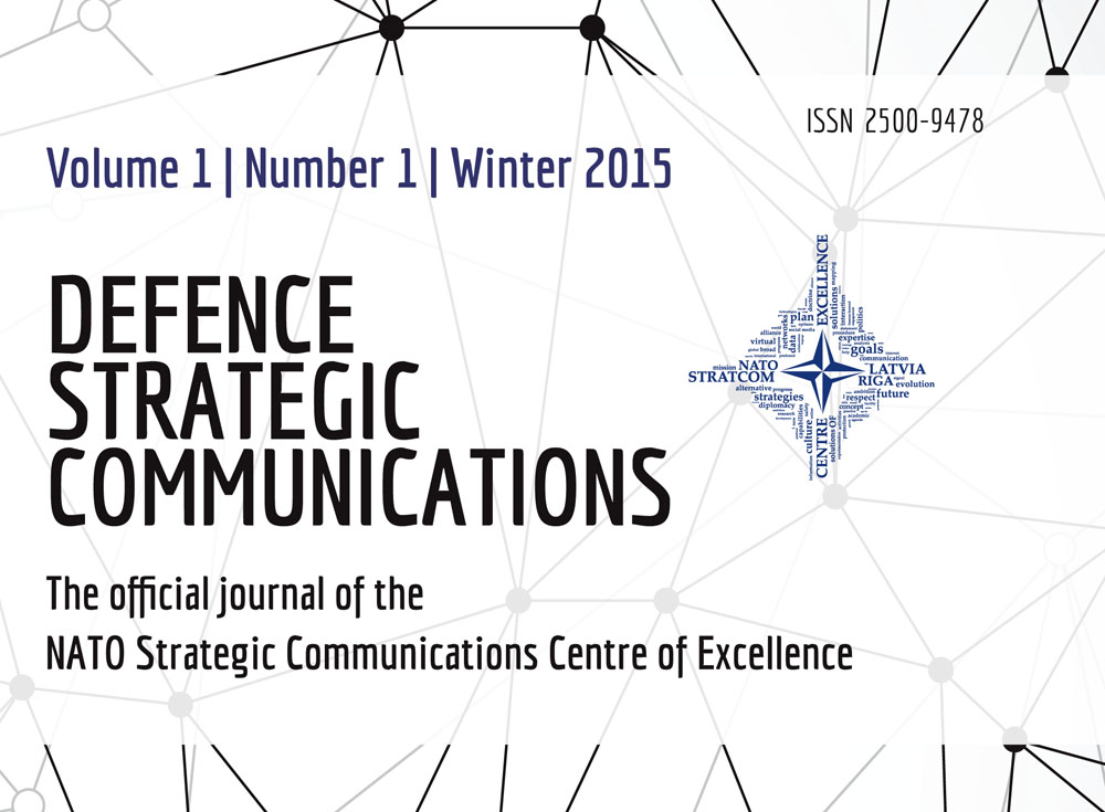 Defence Strategic Communications