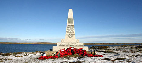 The 25th Anniversary of the Falklands War