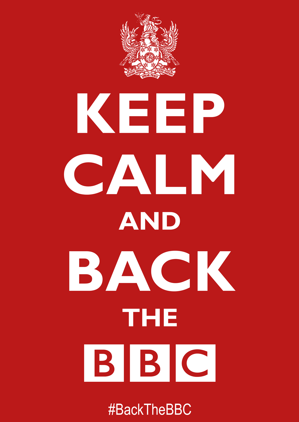 #BackTheBBC