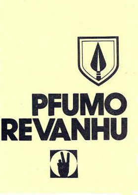 Rhodesian booklet Pfumo re Vanhu (Spear of the People)