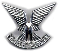 The stylized Osprey Insignia of the Selous Scouts