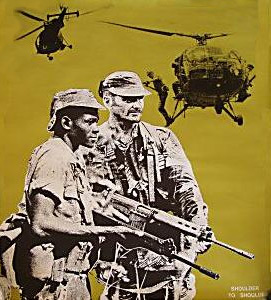 Rhodesian Government Poster
