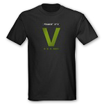 "Buy ""V"" for Victory Dark T-shirt"