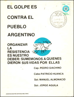 The attack is against the Argentine people