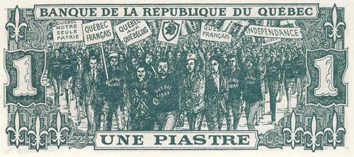 The Alleged FLQ Propaganda Note (Back)