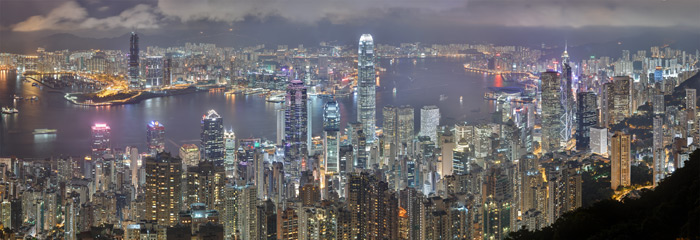 The City of Hong Kong