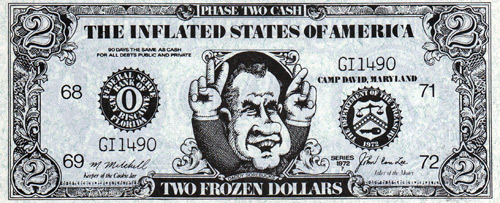 Richard Nixon Political Note