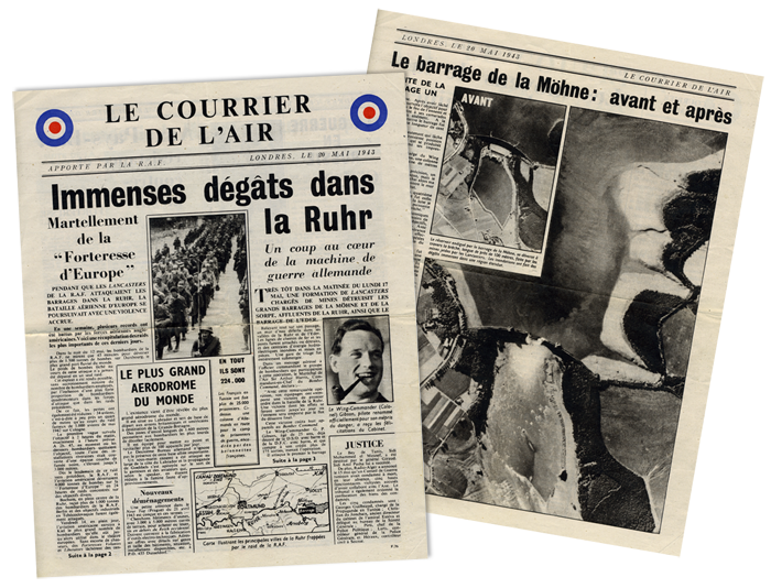 Le Courrier de l'Air - Dambusters edition