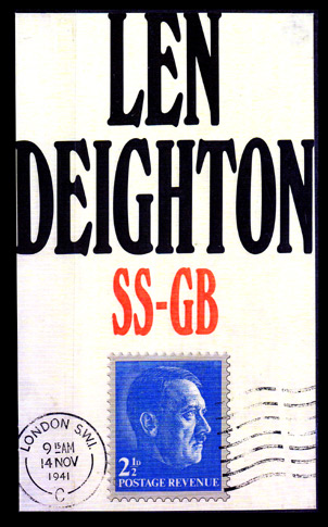 The Len Deighton SS/GB Fantasy Stamps