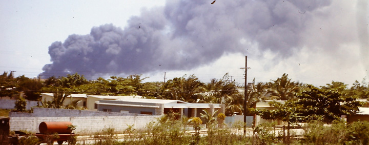 Dominican Republic PsyWar Operation