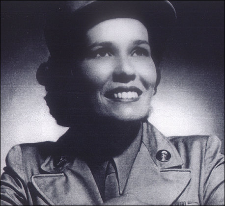 Corporal Barbara Lauwers - OSS Morale Operations Italy