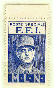 The FFI M.L.N. Stamp