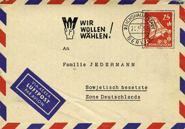 The Jedermann Envelope