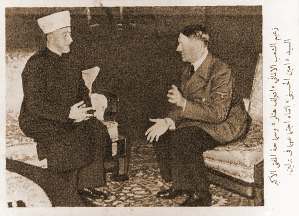 The Grand Mufti meets Der Führer