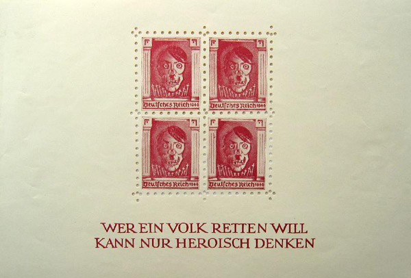 The OSS Red Hitler Birthday Sheet