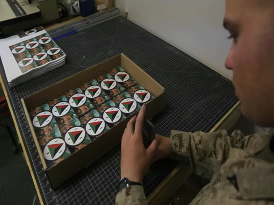 Video: Creating MISO/PSYOPS Leaflets in Afghanistan