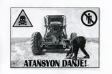No Code, ATANSYON DANJE! (Attention Danger!)