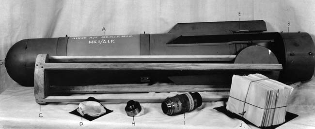 WWII: T3 Leaflet Bomb.